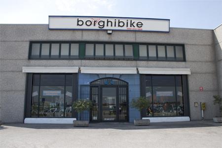 Nuovo sito Borghibike